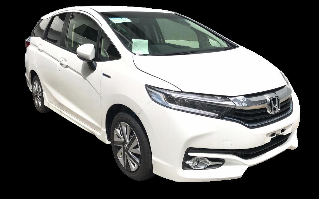 Honda-Shuttle-car