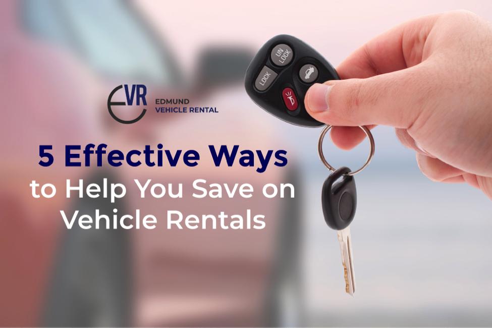 Tips & Tricks for Saving Big on Car Rentals
