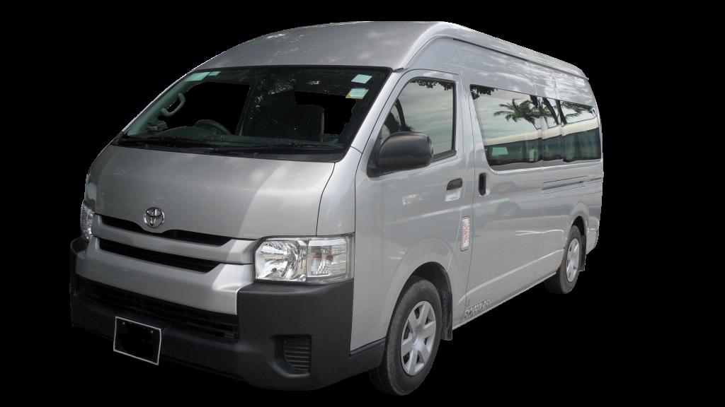 Toyota HiAce 14 Seater (Passenger)