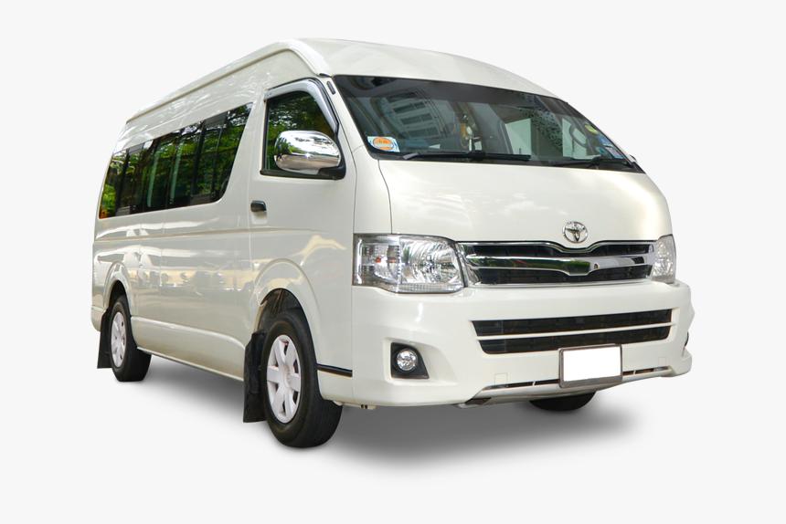 Passenger Van 3